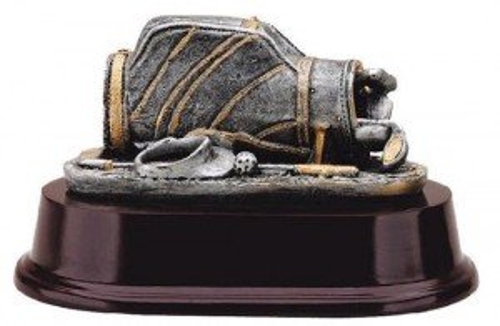 Golf Bag Trophy