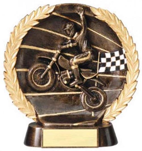 Motocross Trophy 7 1/2 Inch