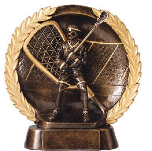 Lacrosse Trophy 7 1/2 Inch