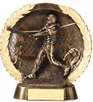 Softball Trophy  7 1/2 Inch