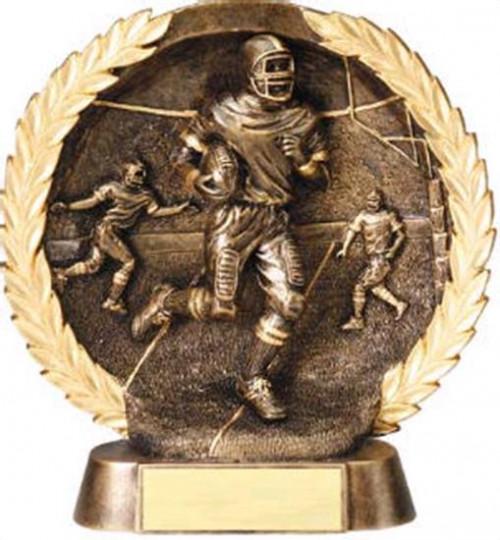 Football Trophy 7 1/2 Inch