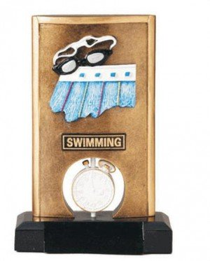 Swimming Spinning Trophy
