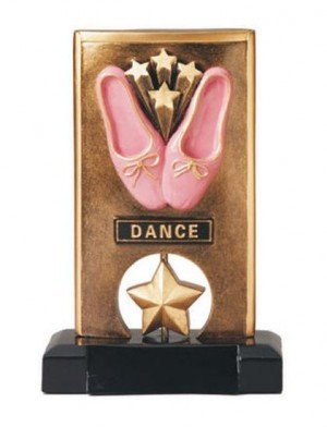 Dance Spinning Trophy