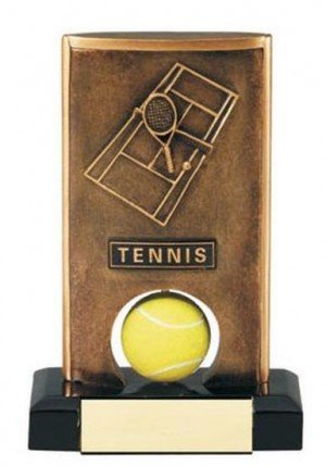 Tennis Spinning Trophy