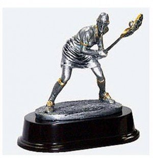 Lacrosse Defense Trophy