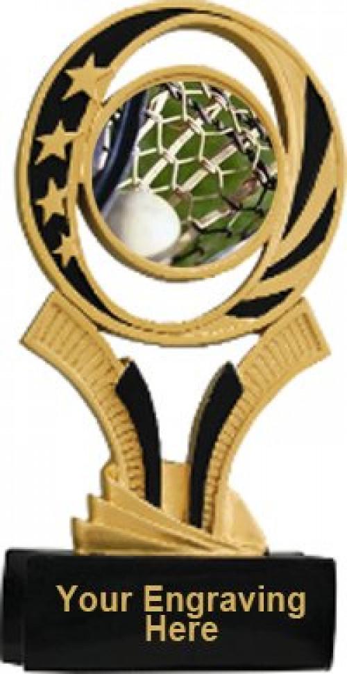 Lacrosse Midnite Star Resin Trophy