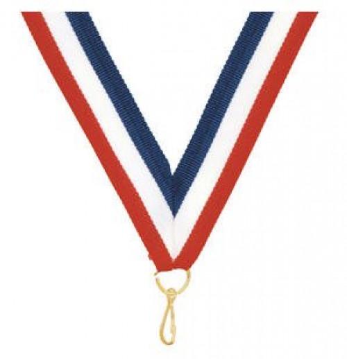 Shooting Star Hockey Neck Medal