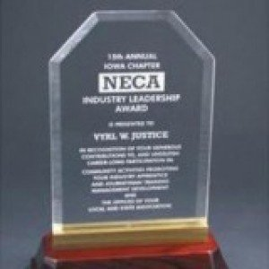 Lighted Acrylic Award