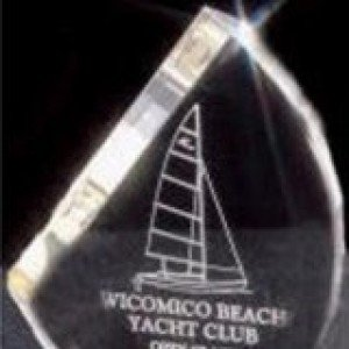 Reflection Sail Acrylic Award