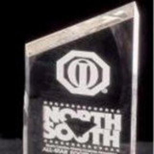 Reflection Acrylic Peak Award
