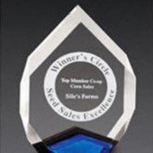 Marquis Acrylic Award