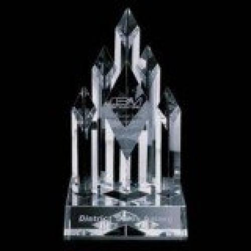 Crystal Diamond Pillar Award