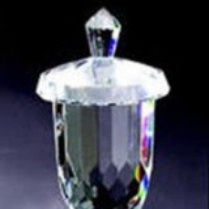 Prism Crystal Loving Cup