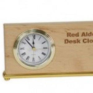 Red Adler Desk Clock