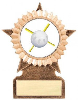 Wiffle Ball Star Stand Trophy