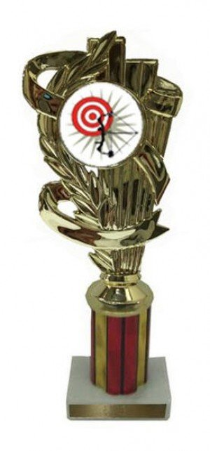 Archery Column Trophy
