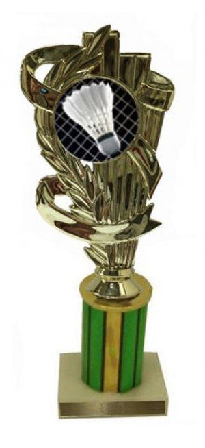 Badminton Column Trophy