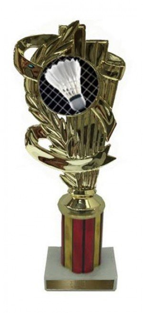 Badminton Column Trophy