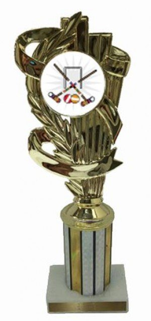 Croquet Column Trophy