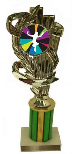 Just Dance Column Trophy