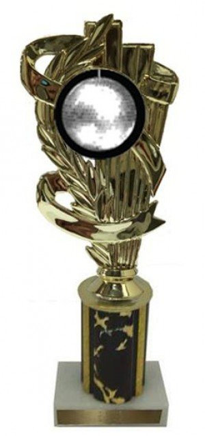 Disco Column Trophy
