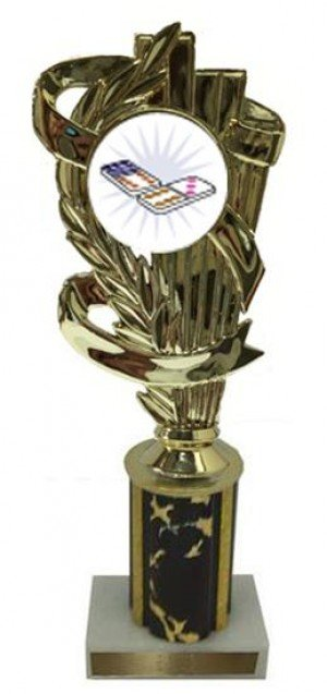 Domino Column Trophy