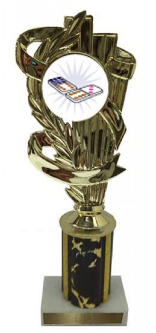 Domino Column Trophy