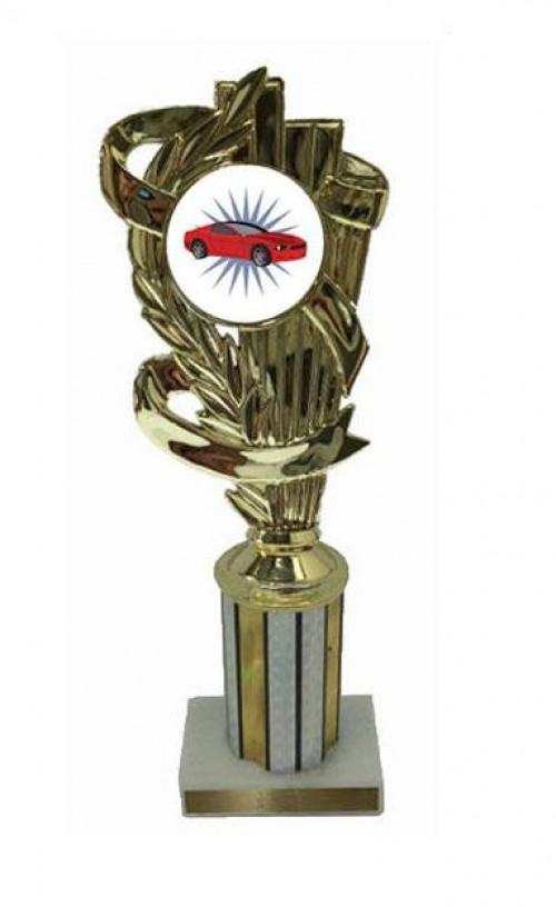 Racing Column Trophy