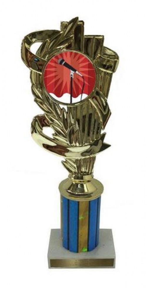 Karaoke Column Trophy