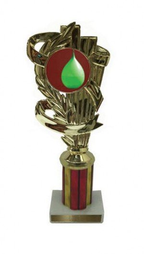 Water Balloon Column Trophy