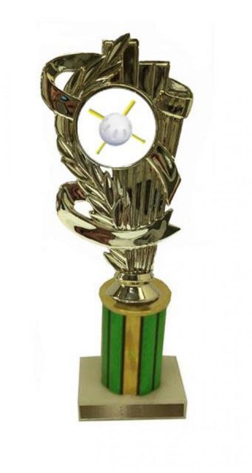 Wiffle Ball Column Trophy