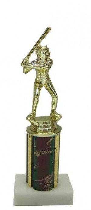 Softball Column Trophy