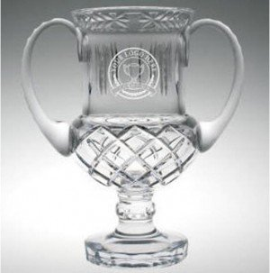 Crystal Award Cup