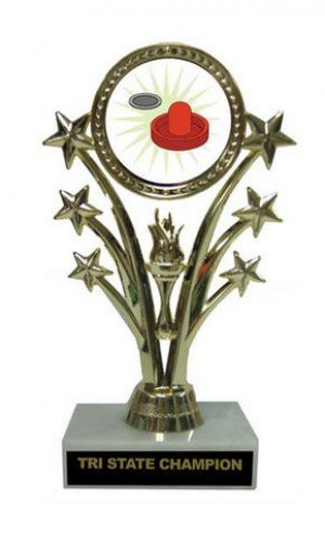 Star Air Hockey Trophy