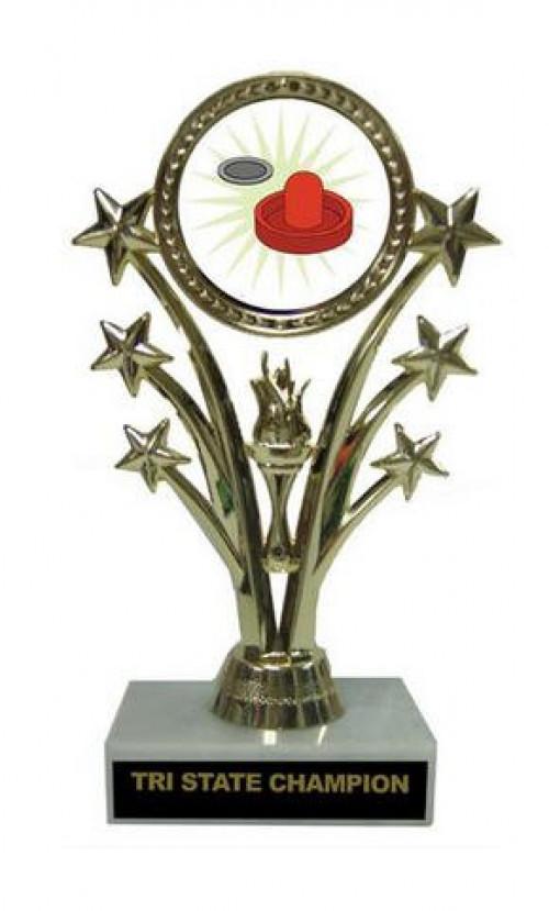 Star Air Hockey Trophy