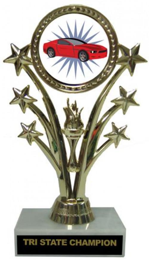 Car Star Trophy