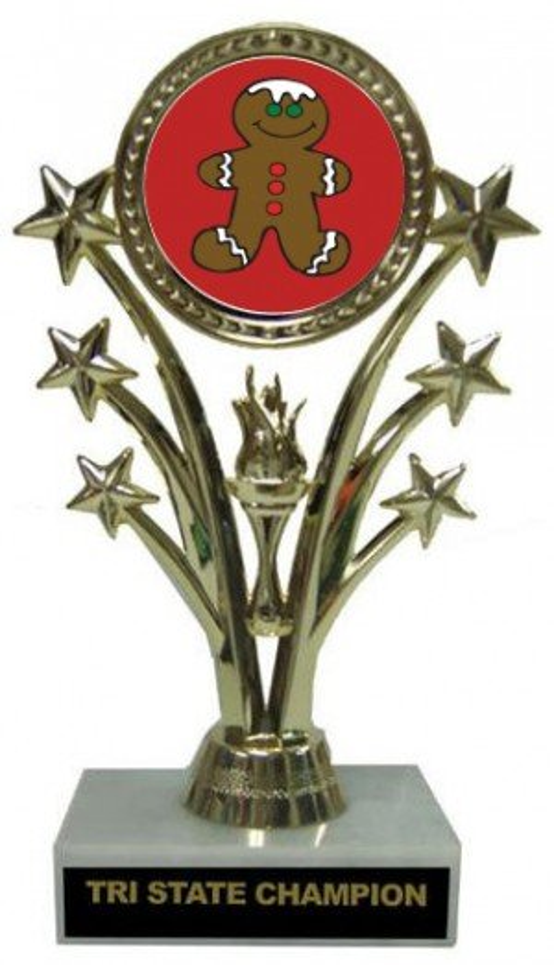 Gingerbread Trophy