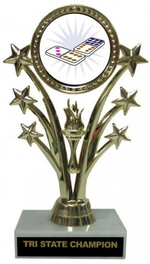 Dominoes Star Trophy