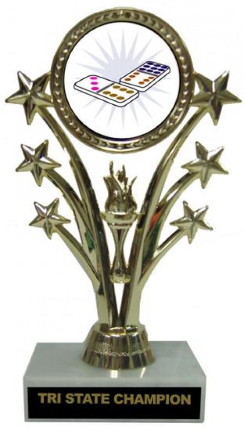 Dominoes Star Trophy