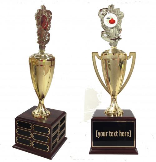 Air Hockey Traveling Trophy