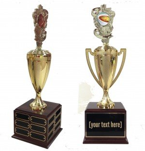 Chili Bowl Cook Off Traveling Trophy