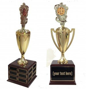 Cookie Bake Off Traveling Trophy