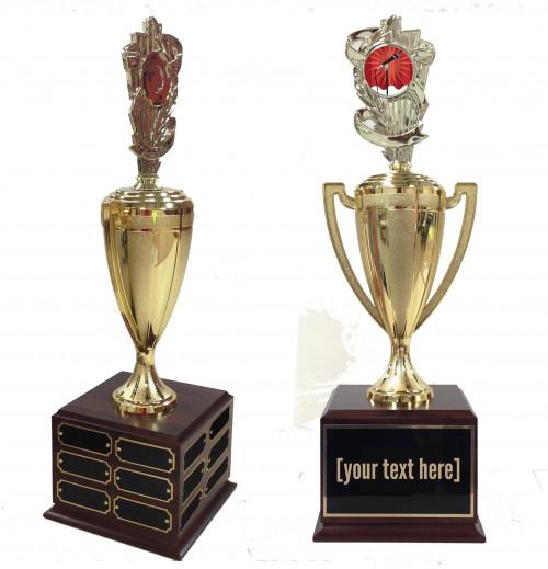 Karaoke Traveling Trophy