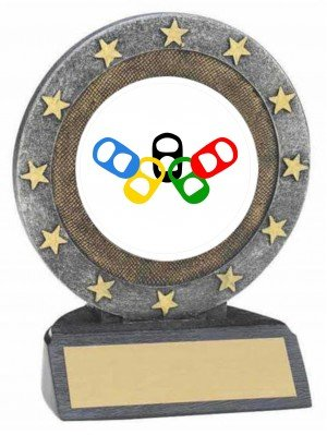 Beer Olympics Resin Trophy