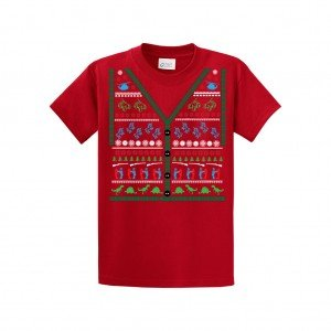 All the Toys You Never Got Christmas Sweater T-Shirt