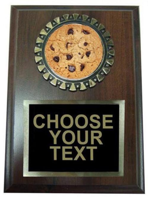 Cookie Bake Off Plaque