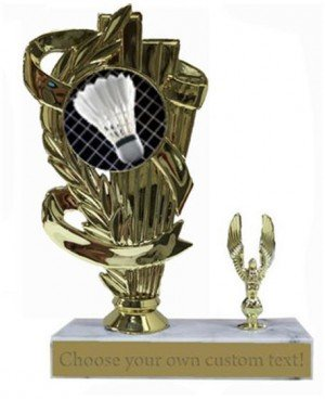 Badminton Base Trophy