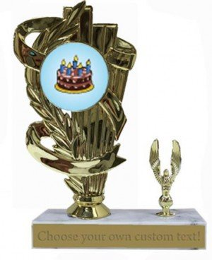 Cake Decorating Base Trophy
