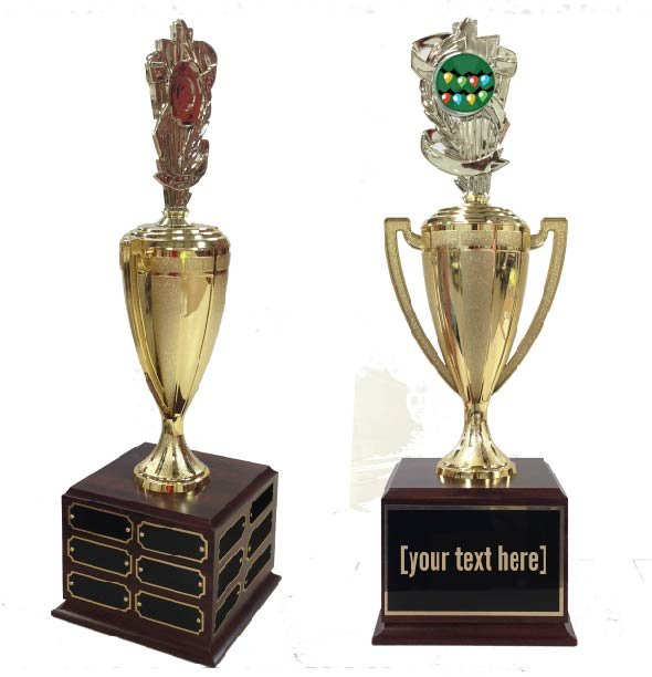 Best Holiday Decoration Traveling Trophy
