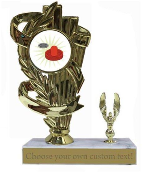 Air Hockey Trophy Base Trophy
